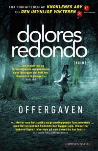 Offergaven - Dolores Redondo | Inprintwriters.org