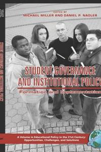 Student Governance and Institutional Policy