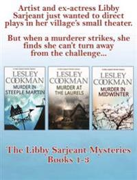 Libby Sarjeant Murder Mystery Boxset Vol 1