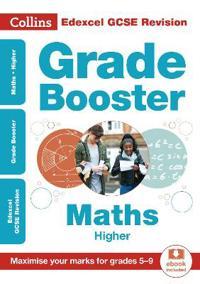 Edexcel GCSE Maths Higher Grade Booster for grades 5-9