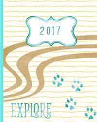 Explore: A Bullet Journal for 2017