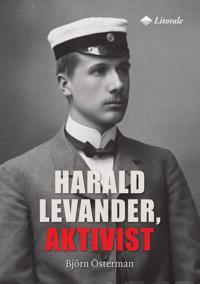 Harald Levander, aktivist