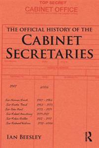 Official History of the Cabinet Secretaries