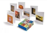 The Art Box Greeting Cards, Blue Selection