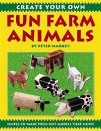 Create Your Own Fun Farm Animals