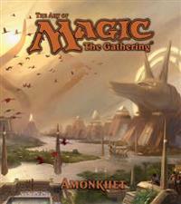 Art of Magic: The Gathering - Amonkhet