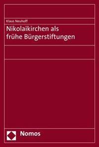 Nikolaikirchen ALS Fruhe Burgerstiftungen