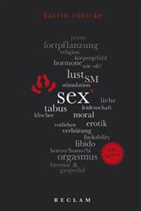 Sex.100 Seiten