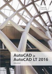 Autocad Ja Autocad Lt 2016 Perusteet