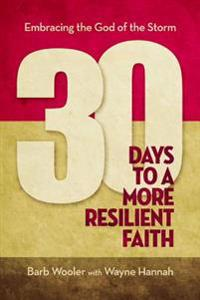 30 Days to a More Resilient Faith: Finding God in the Midst of the Storm