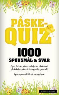 7be60002 Påske-quiz - Kvam. Lars Hojem - bøker(9788205511200)   Adlibris ...
