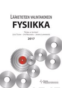 Lääketieteen valintakokeen fysiikka 2017