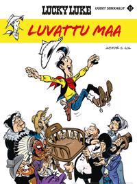 Lucky Luke uudet seikkailut