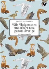 Nils Holgerssons underbara resa / Lättläst (Ljudbok/CD + bok)
