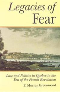 Legacies of Fear