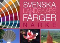 Svenska Landskapsfärger Närke