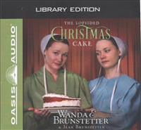 The Lopsided Christmas Cake (Library Edition)