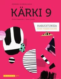 Kärki 9 Harjoituksia Suomi toisena kielenä