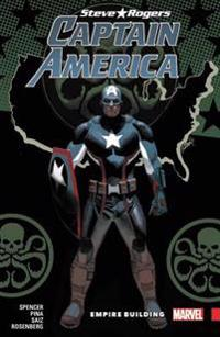 Captain America: Steve Rogers, Volume 3: Empire Building