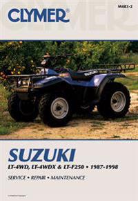 Suzuki Lt-4Wd, Lt-4Wdx & Lt-F250, 1987-1998