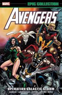 Epic Collection Avengers 22