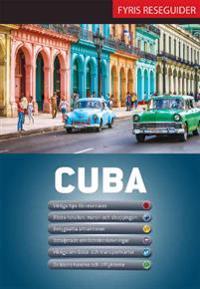 CUBA med separat karta
