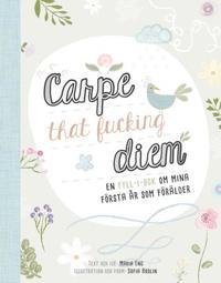 Carpe that fucking diem : en fyll-i-bok om mina första år som förälder