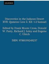 Discoveries in the Judaean Desert XVII