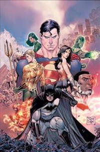 Justice League Vol. 1 & 2 Deluxe Edition (Rebirth)