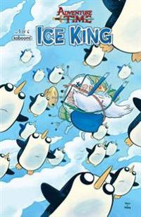 Adventure Time: Ice King #1