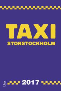 Taxi Storstockholm 2017