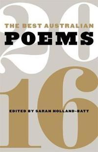 The Best Australian Poems 2016,