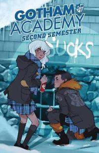 Gotham Academy Second Semester 1