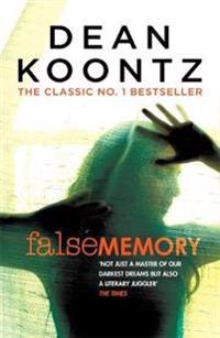 False memory - a thriller that plays terrifying tricks with your mind...