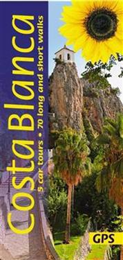 Costa blanca - 5 car tours, 70 long and short walks