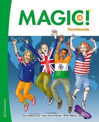 Magic! 4  Elevpaket (Bok + digital produkt)
