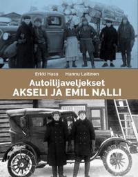 Autoilijaveljekset Akslei ja Emil Nalli