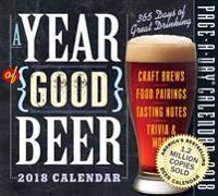 A Year of Good Beer 2018 Calendar