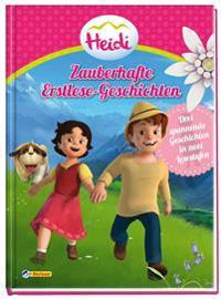 Heidi: Zauberhafte Erstlese-Geschichten