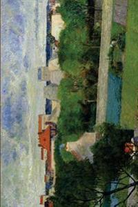 """The Market Gardens of Vaugirard"" by Paul Gauguin - 1879: Journal (Blank / Lined"