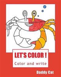 Let's Color !