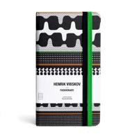 Henrik Vibskov X Fashionary Harmonizer Ruled Notebook A6