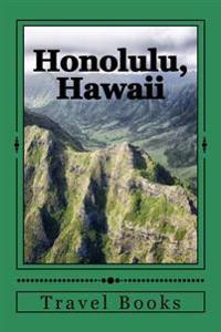 Honolulu, Hawaii: A 6 X 9 Lined Journal