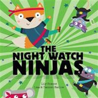 Night Watch Ninjas - Lily Roscoe - pocket (9781471164675)     Bokhandel