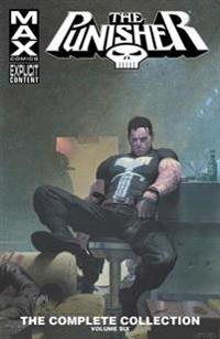 Punisher Max The Complete Collection 6