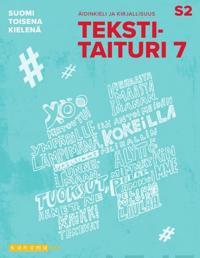 Tekstitaituri 7 Suomi toisena kielenä (OPS16)