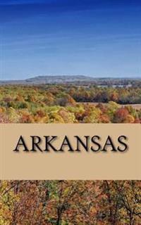 Arkansas: A 5 X 8 Blank Journal