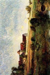 """""""The Farm in Grue"""" by Paul Gauguin - 1883: Journal (Blank / Lined)"""