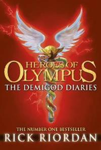 Demigod diaries (heroes of olympus)
