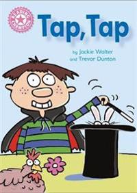 Reading champion: tap, tap - independent reading pink 1b